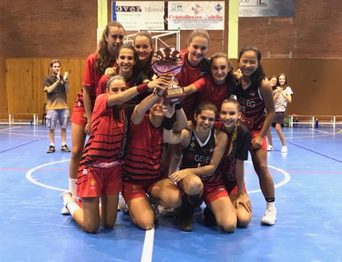 """El GEiEG, campió del """"Memorial Pumarola""""!"""