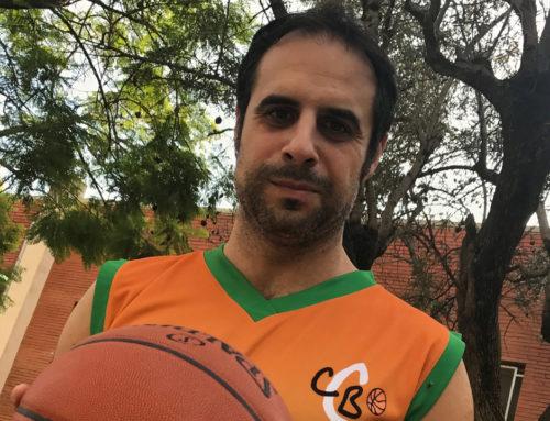 Xevi Escrihuela, veterania per al sènior masculí
