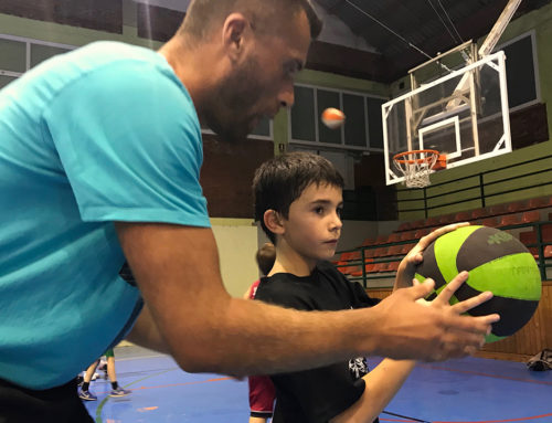 Una 'master class' amb Nikola Bodic