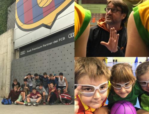 Experiència Barça, 'cracks' amb 5 anys i una truita de patates!