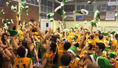 Festa de presentació dels equips del CB Calella