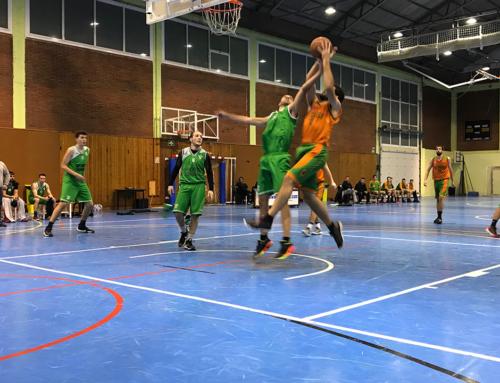 """El sènior """"B"""" arrenca la segona volta amb victòria: 67-59 contra el CEEB Tordera"""