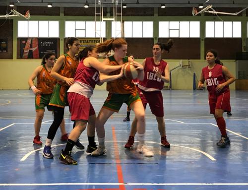 """Líders! Júnior """"A"""" femení, 59 – La Garriga, 32"""