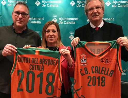 """Calella, """"Ciutat del Bàsquet Català"""": Que comenci la festa!"""