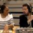 """Cindy Lima i Jordi Robirosa parlant de Calella """"Ciutat del Bàsquet Català"""" al canal Esport3"""
