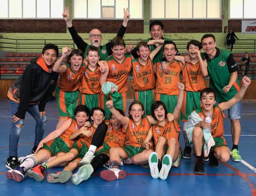 """Talent al servei de l'equip! El mini """"A"""" es desfà del Masnou, 65-55"""