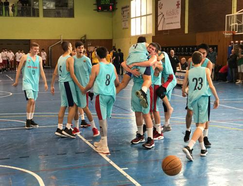 Barça-Joventut de Badalona, la gran final del campionat de Catalunya infantil masculí A-1