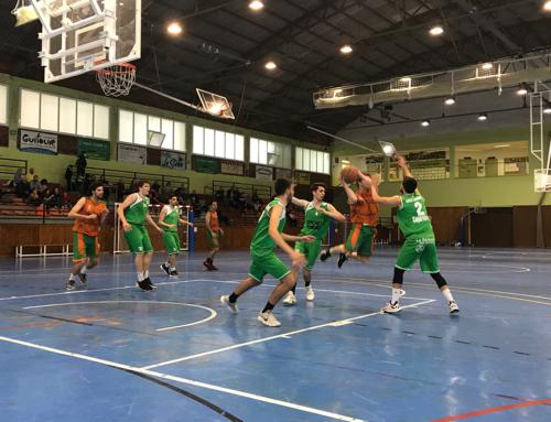La primera de les tres finals, al sac! CB Calella FMV, 75 – CEEB Tordera, 66