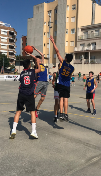 3x3 Club Bàsquet Calella