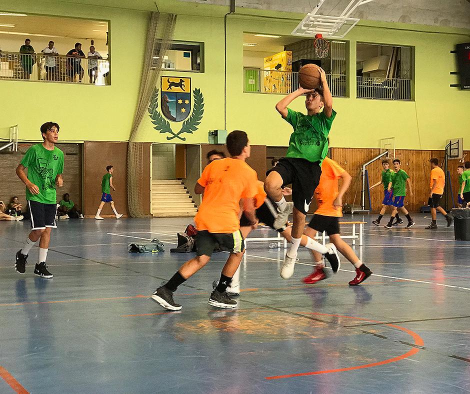 Les 24 hores del Club Bàsquet Calella