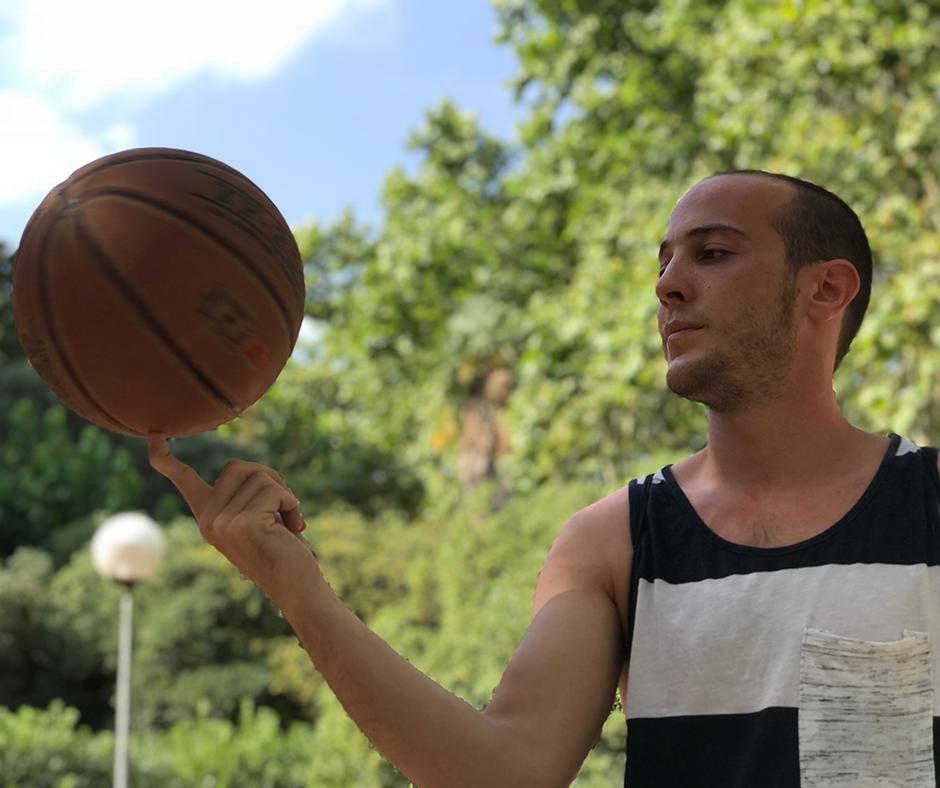 El base Marc Ciurana, nou jugador del CB Calella