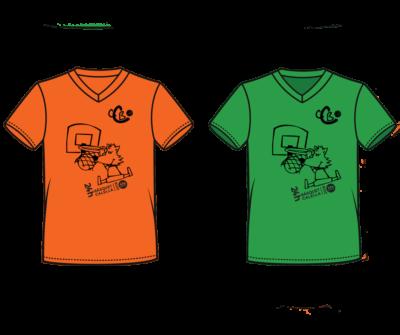 Les samarretes de la 43a edició de les 24 hores del CB Calella