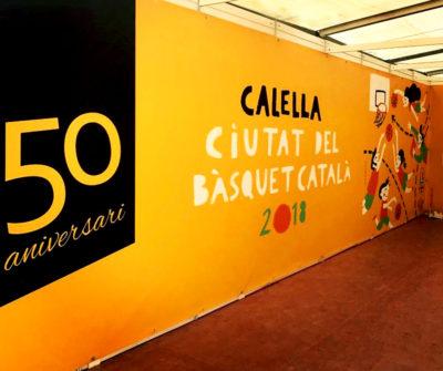 L'stand del CB Calella a la Fira