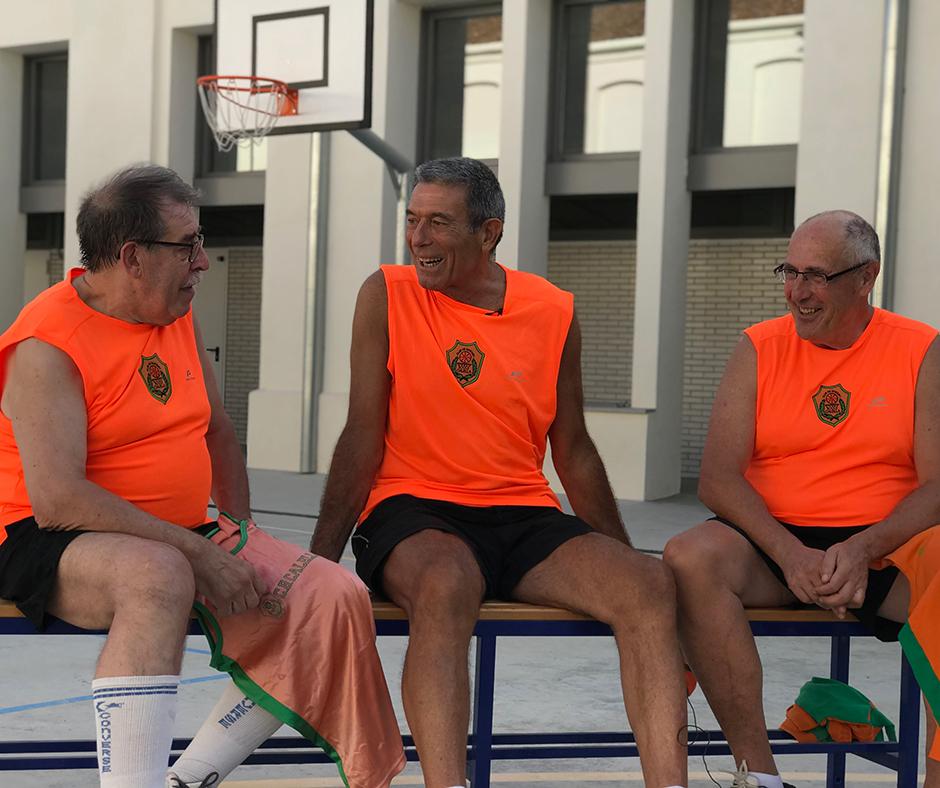 """En Ferrer, en Vicente i en """"Castro"""", un trio per a la història!"""