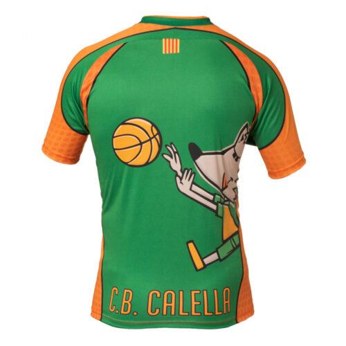 Samarreta Esquena CB Calella