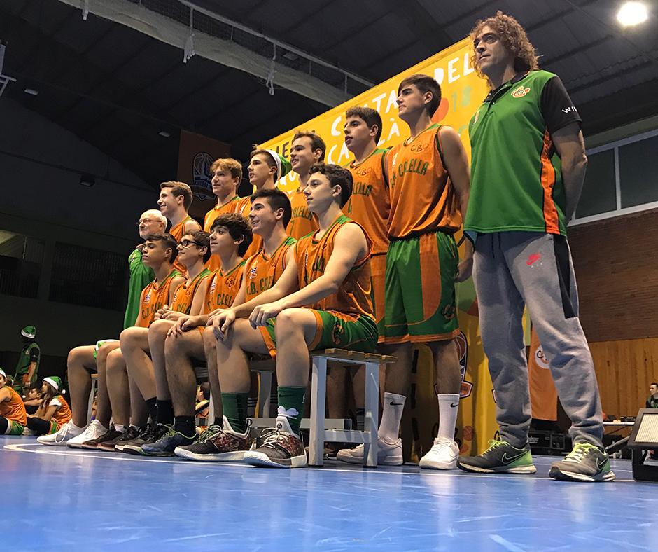 """Júnior """"C"""" masculí. Temporada 2018-2019"""