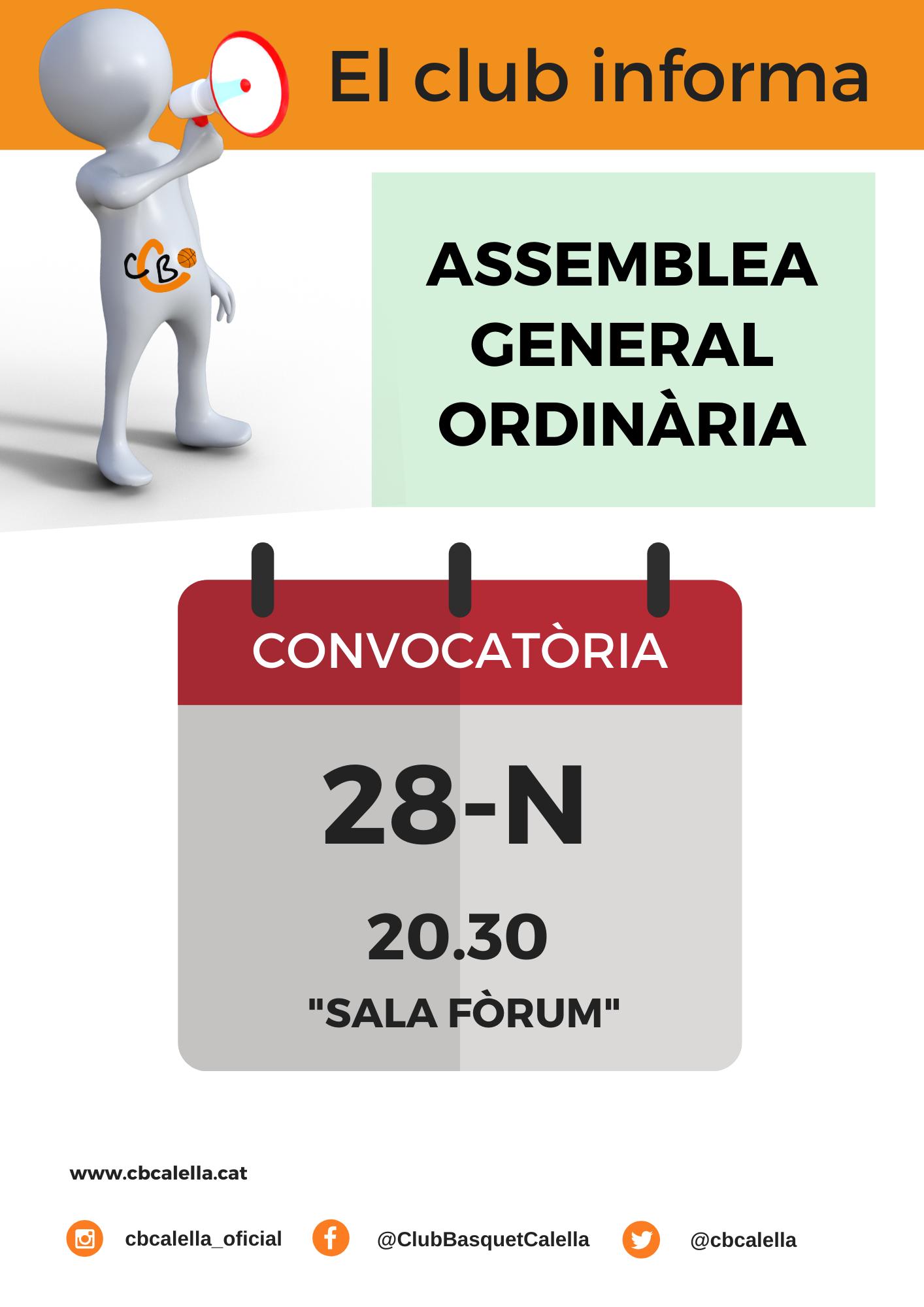 CB Calella - El club informa [8]