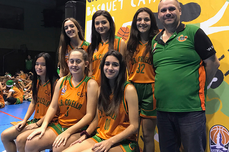 "Júnior ""B"" femení. Temporada 2018-2019"