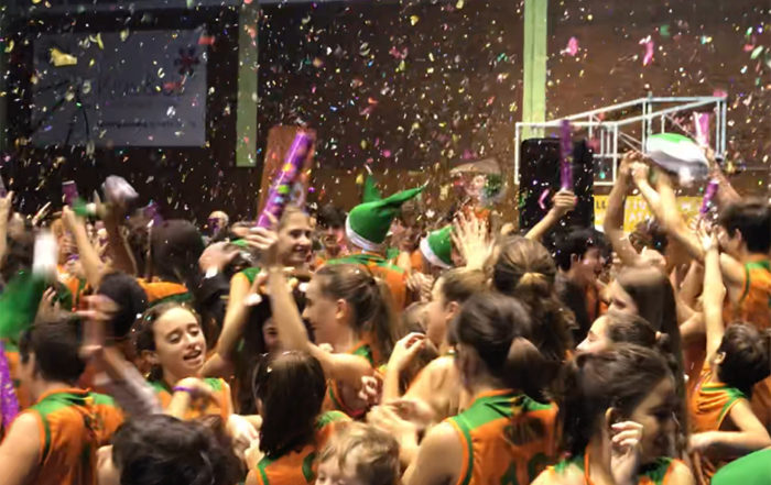 """La festa final al """"Parc Dalmau"""""""