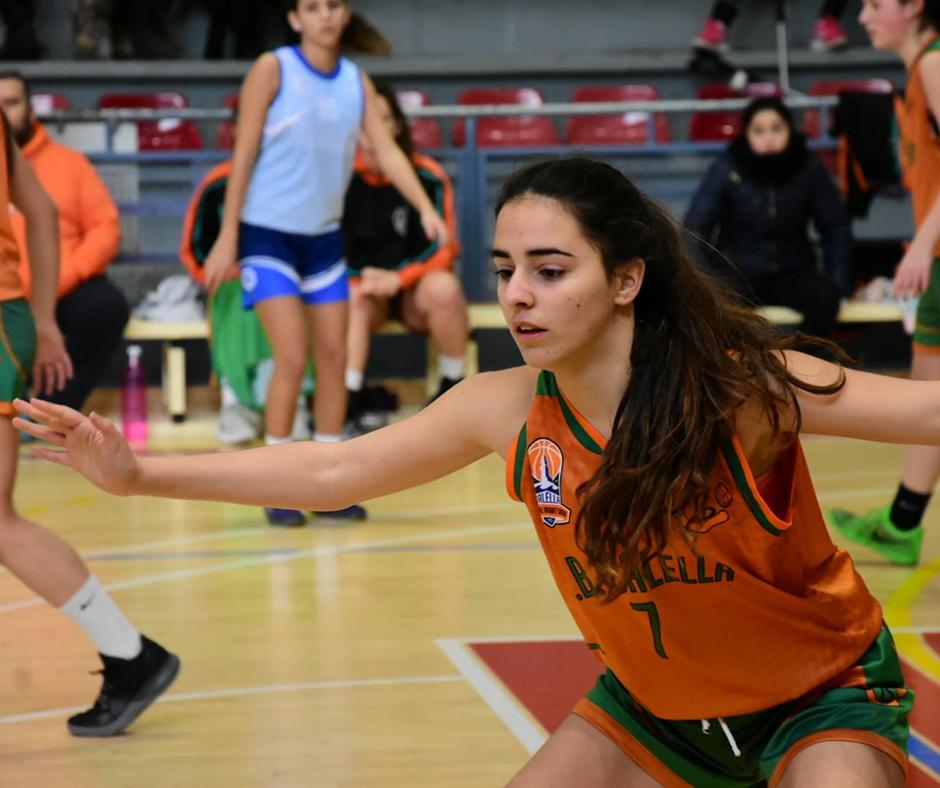 CB Calella - La concentració de la Natàlia Aran. Foto: Esther Pujol