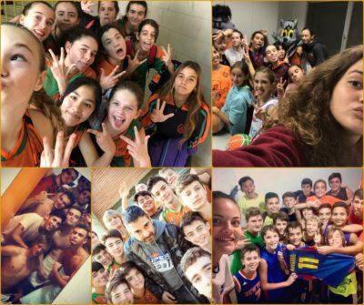 2018: Les 5 millors fotos del mes de desembre a l'instagram del Club Bàsquet Calella