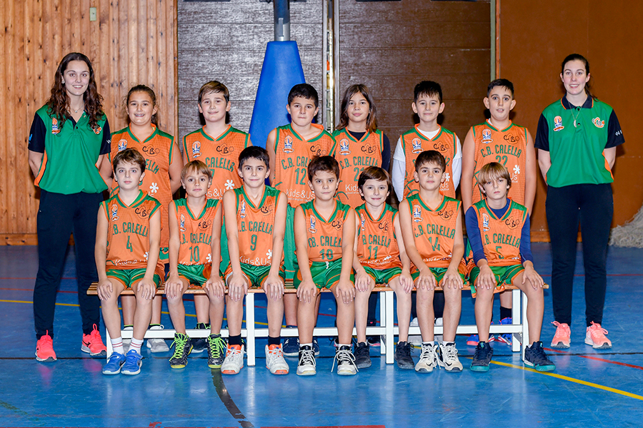 "Mini ""B"" mixt. Temporada 2018-2019"