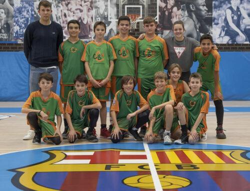 Amb el cap ben alt! Barça, 62 – CB Calella, 47
