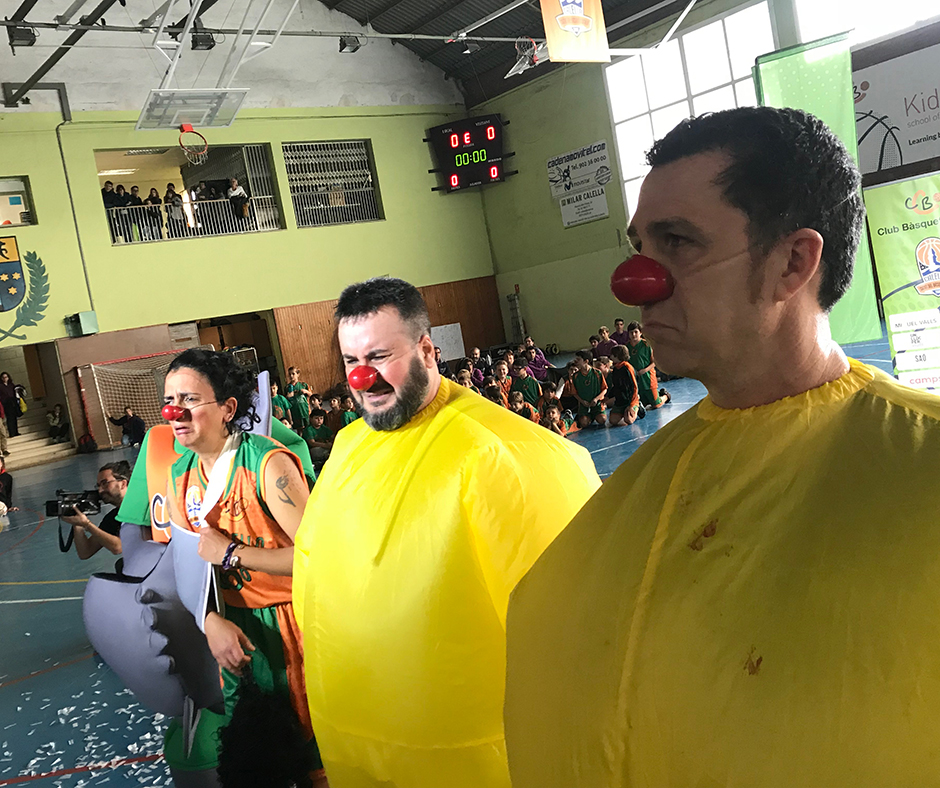 """CB Calella - Els Saliclowns ploren. Diem adeu a la """"Ciutat del Bàsquet Català"""""""
