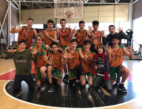 El cadet B, un equip TOP amb un jugador MVP: Enric Costa