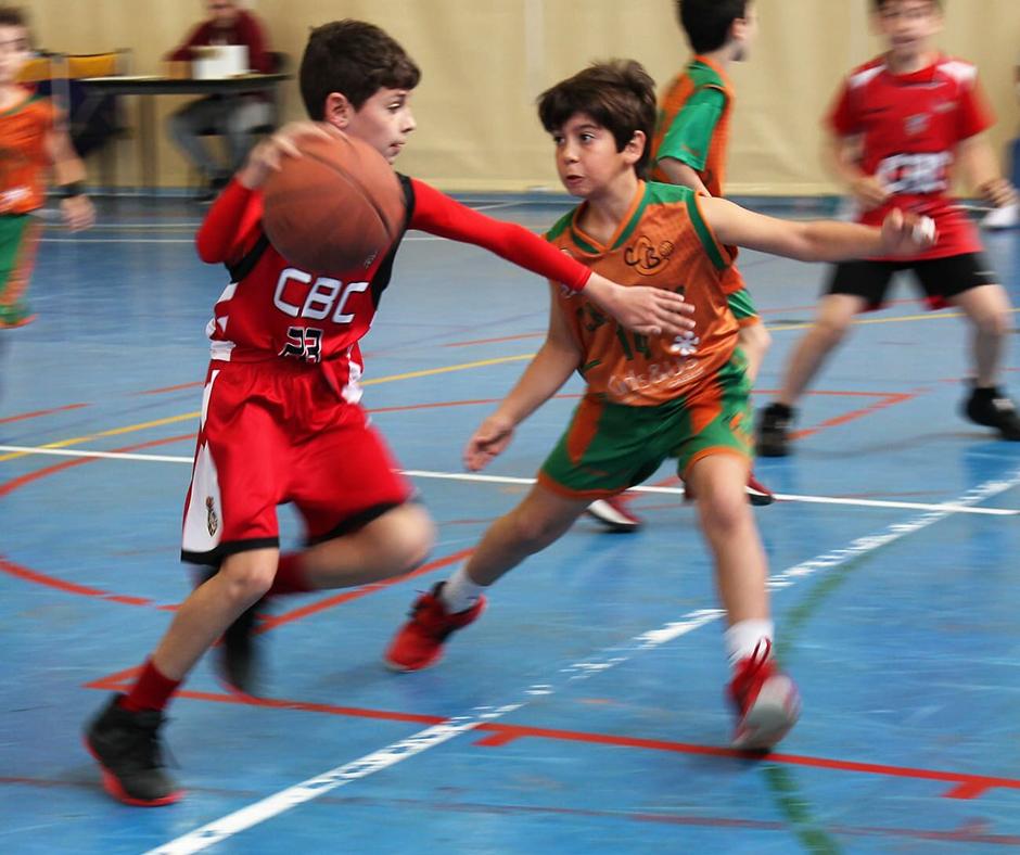 CB Calella - Així defensem. Foto: Marta Puig