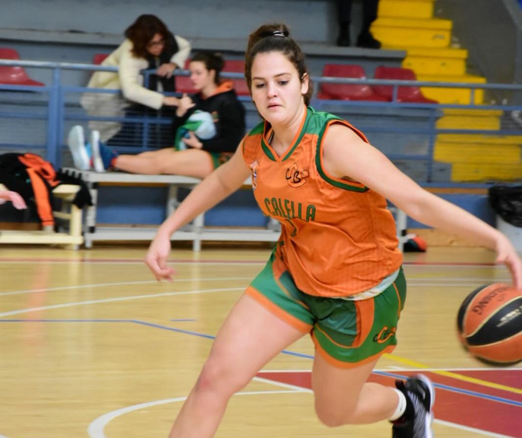 CB Calella - Paula Romero