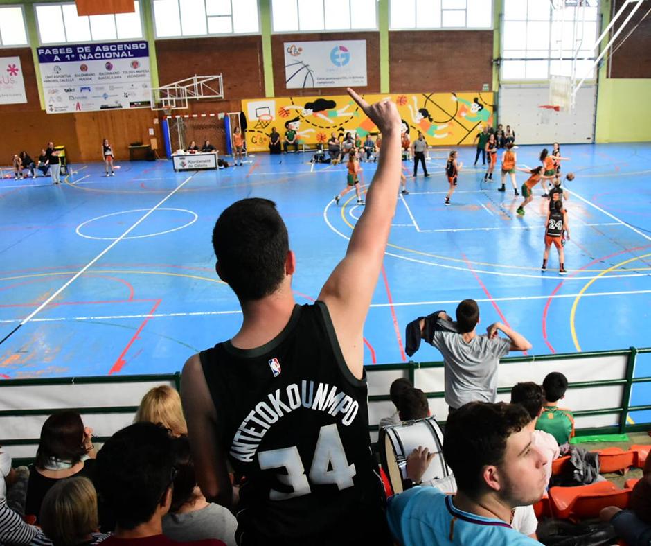 CB Calella - Els Fors van forts. Foto: Esther Pujol