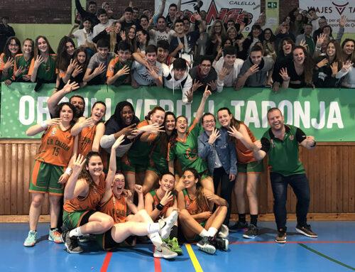 Directes a la final a 4! CB Calella, 50 – Boet Mataró, 34