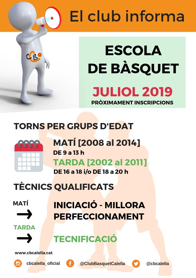 CB Calella - El club informa [5]