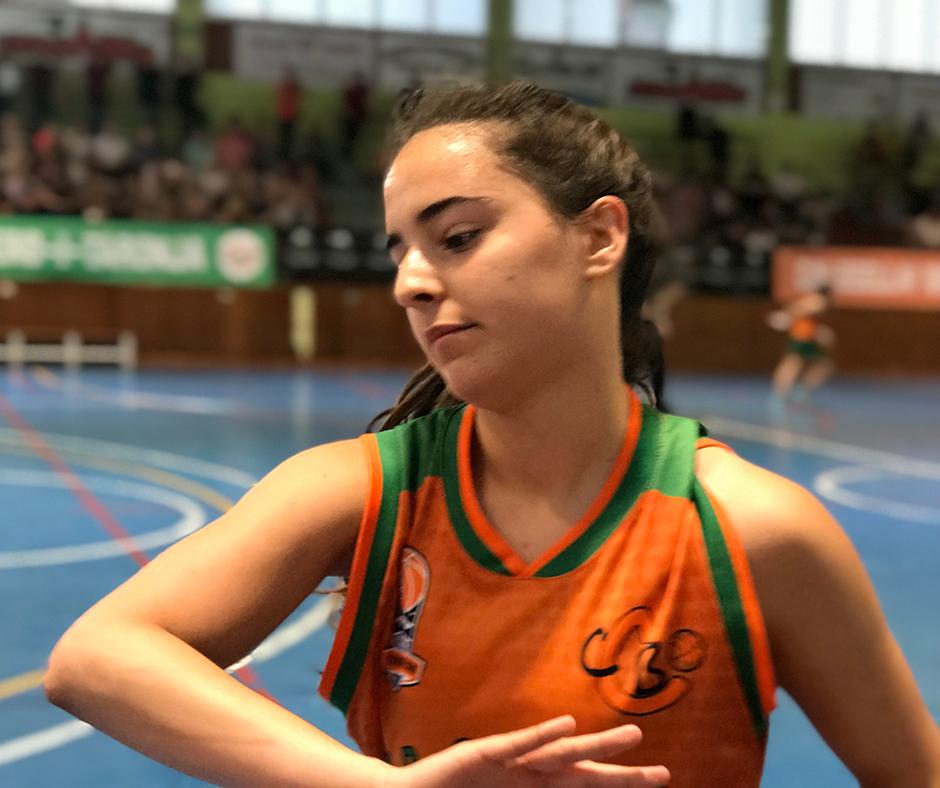 CB Calella - Natàlia Aran, una altra campiona