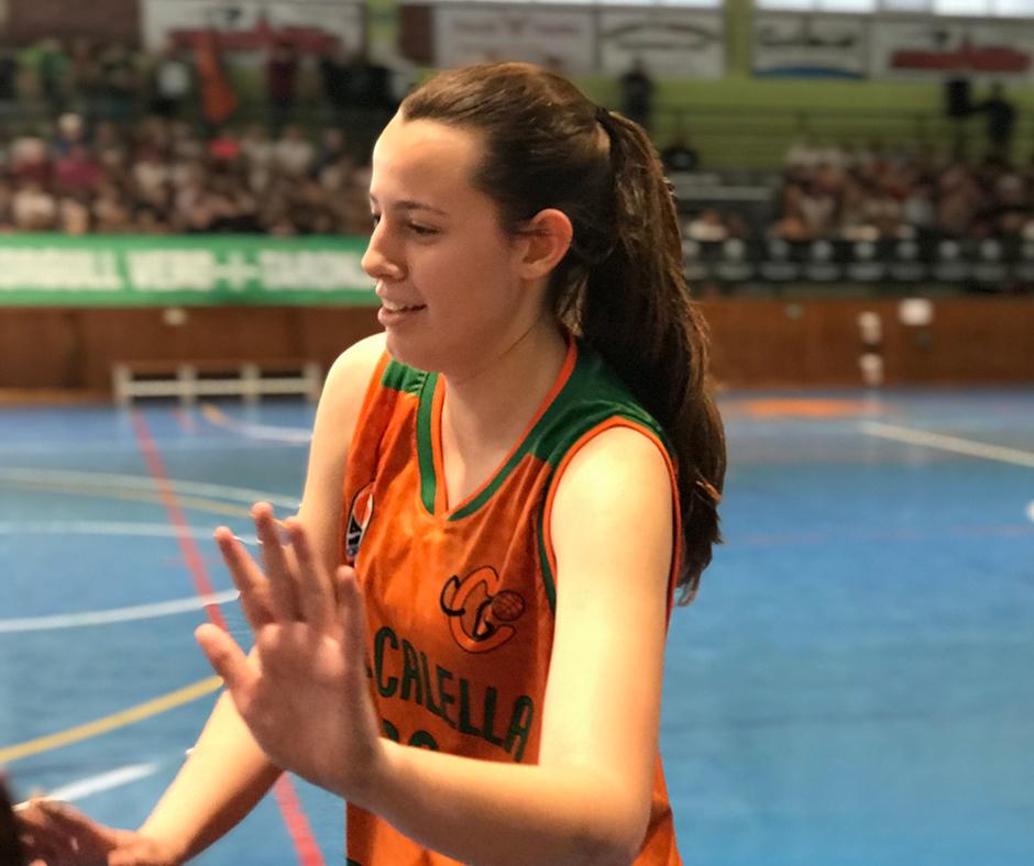 CB Calella - La Jordina Sistach, també amb el júnior A