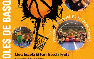 CB Calella - Escoles de Bàsquet