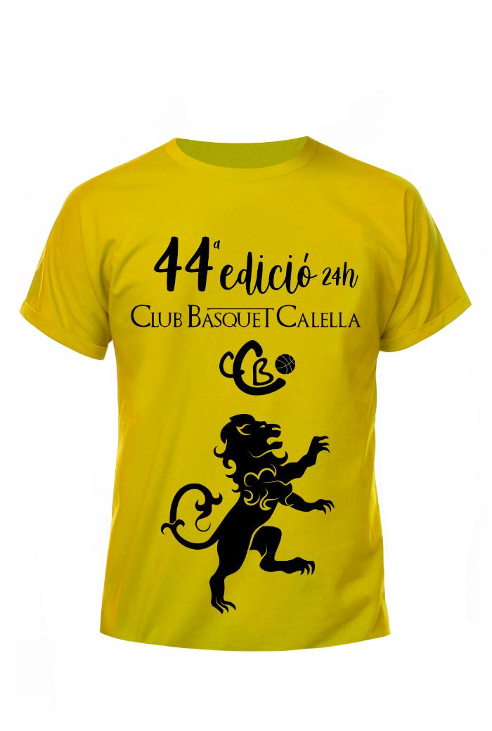 CB Calella - La samarreta groga