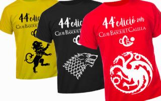 CB Calella - Les samarretes de les 24 hores