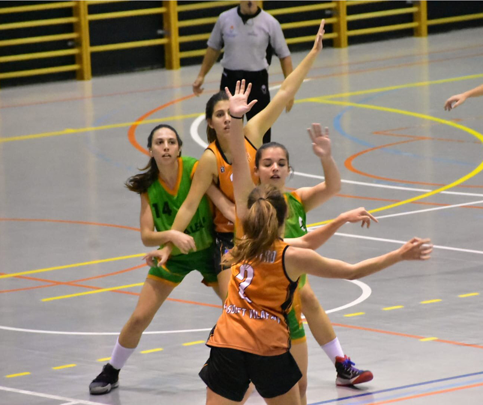 CB Calella - Braços i més braços. Foto: Esther Pujol