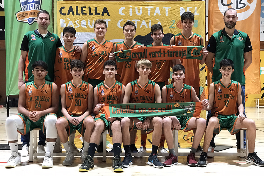 CB Calella - 2019-2020 Cadet A