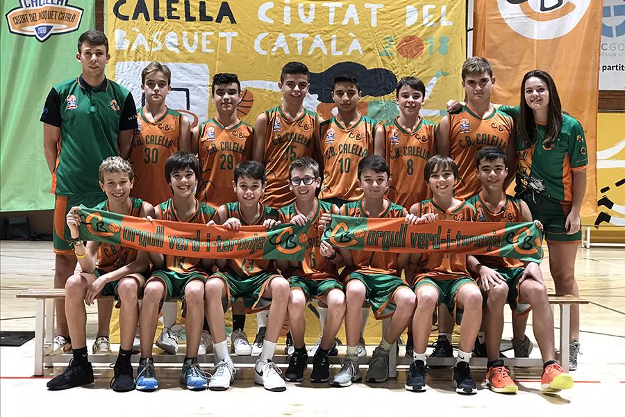 CB Calella - 2019-2020 Infantil