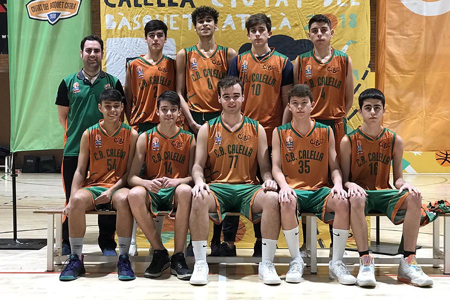 CB Calella - 2019-2020 Júnior A