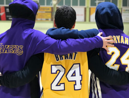 Kobe Bryant, l'ídol, ja no hi és: com s'afronta la seva pèrdua?