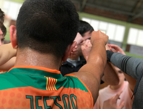 """Fustmar"" CB Calella, 72 – Granollers, 57: la defensa ens dona el triomf"