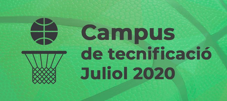 Campus Tecnificació CB Calella 2020