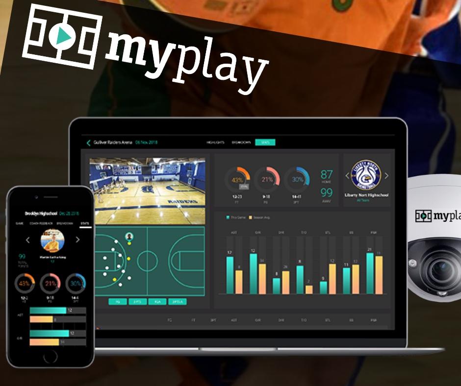 CB Calella - La tecnologia MyPlay ens permetrà generar estadístiques dels nostres partits. Infografia: MyPlay