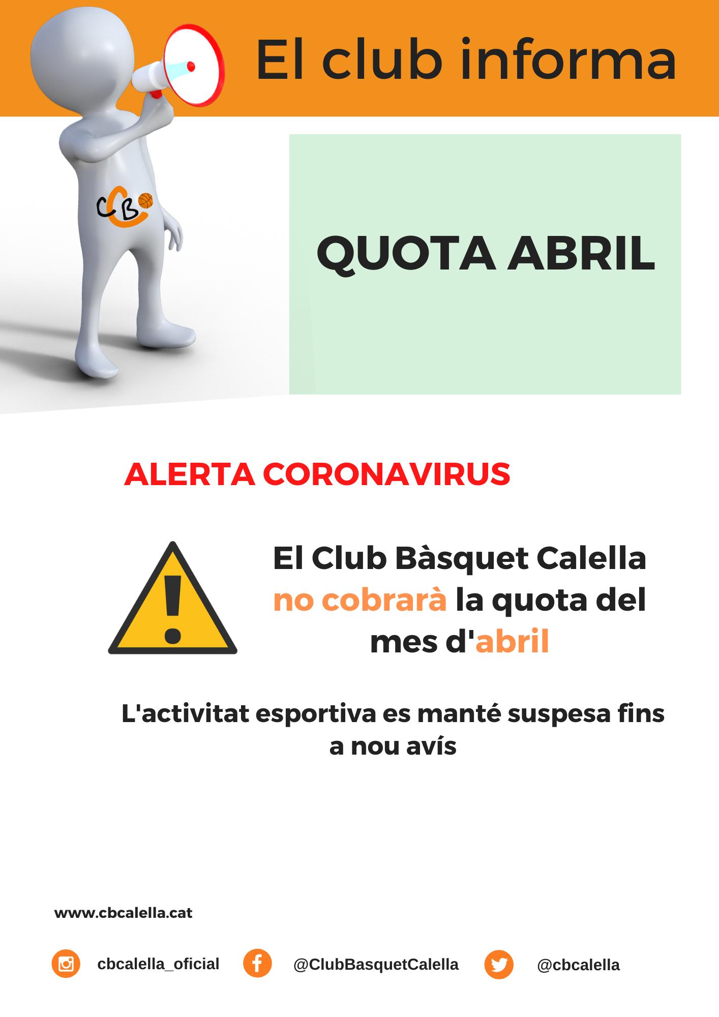 CB Calella - El club informa [10]