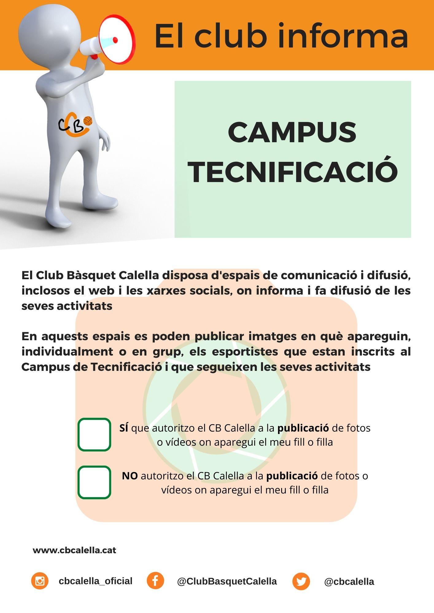 CB Calella - El club informa [11]